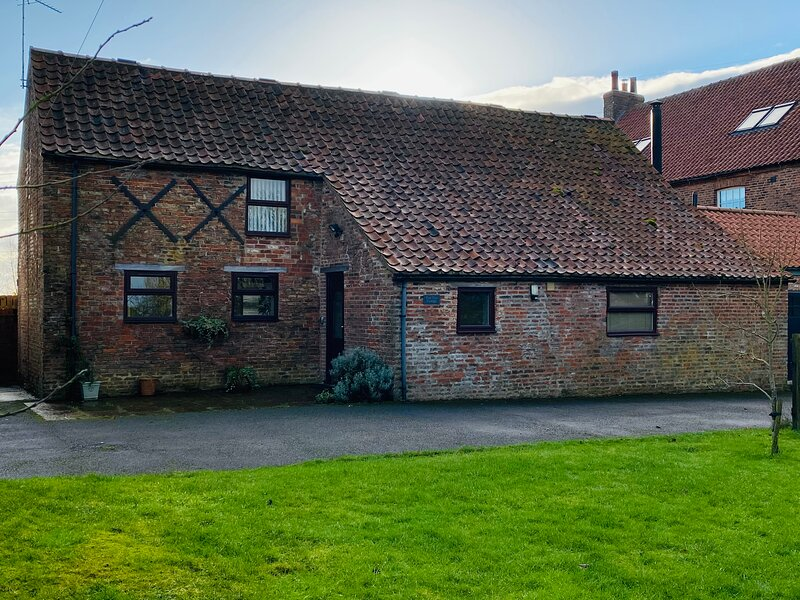 Delightful private countryside barn conversion in York, holiday rental in Stamford Bridge