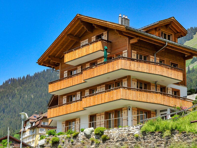 Silberhorn, vacation rental in Wengen