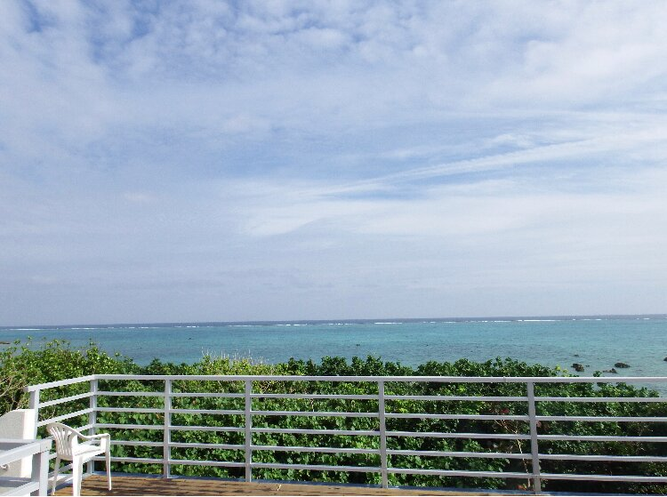Northshore Ishigaki Beach front villa, holiday rental in Ishigaki