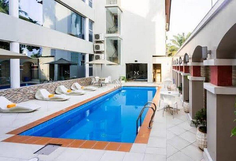 Morning Side Suites Lagos, casa vacanza a Lagos