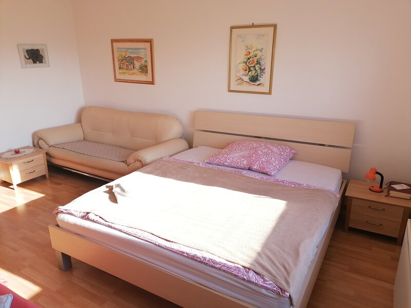 Apartment Booky1, holiday rental in Domzale