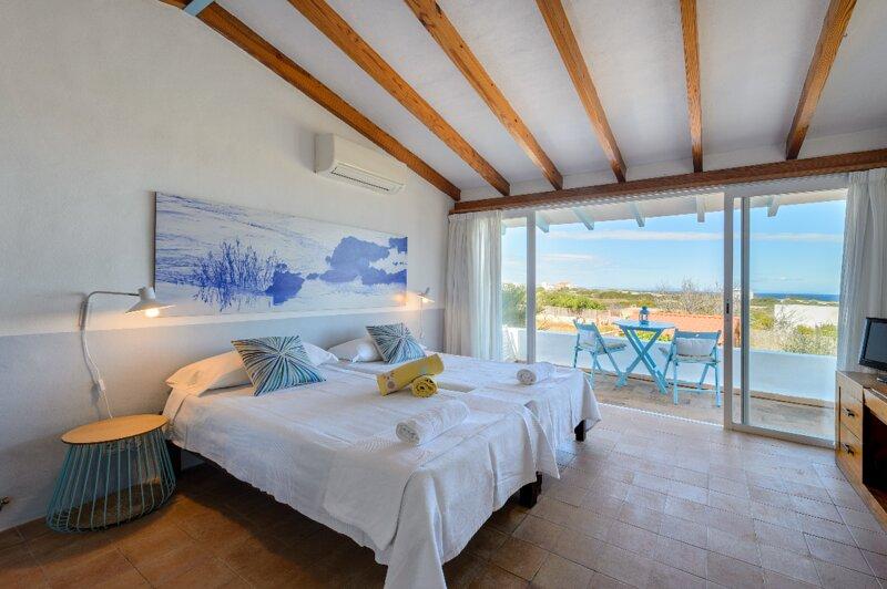 Habitacion LLebeig vistas mar, holiday rental in El Pilar de la Mola