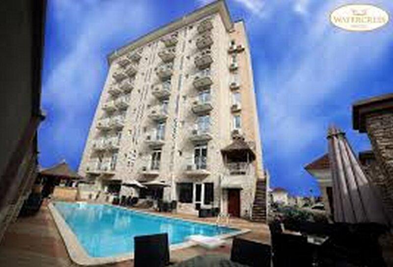 Watercress Hotel-ikeja, holiday rental in Ikeja