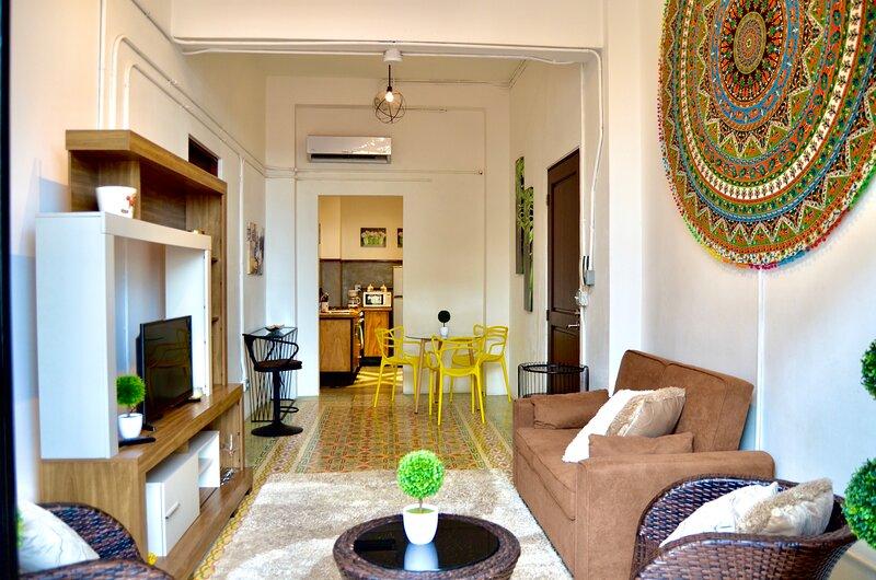 Vive Casco Viejo Patrimonio Histórico de Panamá 3, holiday rental in Isla Taboga