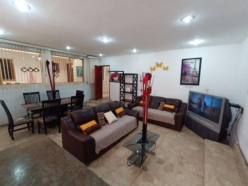 Toluca Casa Centrica, holiday rental in Almoloya de Juarez