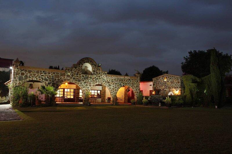 Hacienda Santa Catarina - Entire Hacienda reservation, alquiler de vacaciones en Ciudad de México