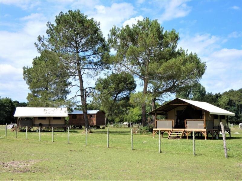 Lodge Kilimandjaro, casa vacanza a Onesse-et-Laharie