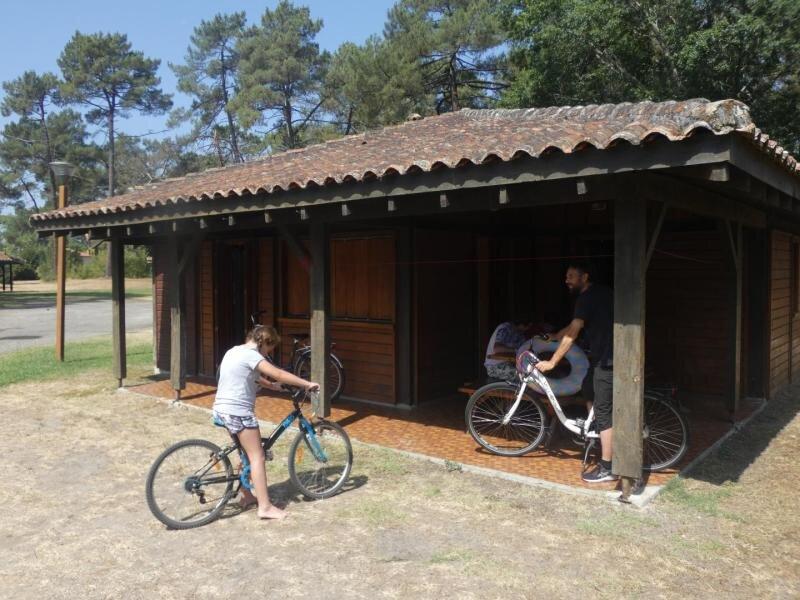 Location Gîte Pissos, 1 pièce, 2 personnes, casa vacanza a Liposthey