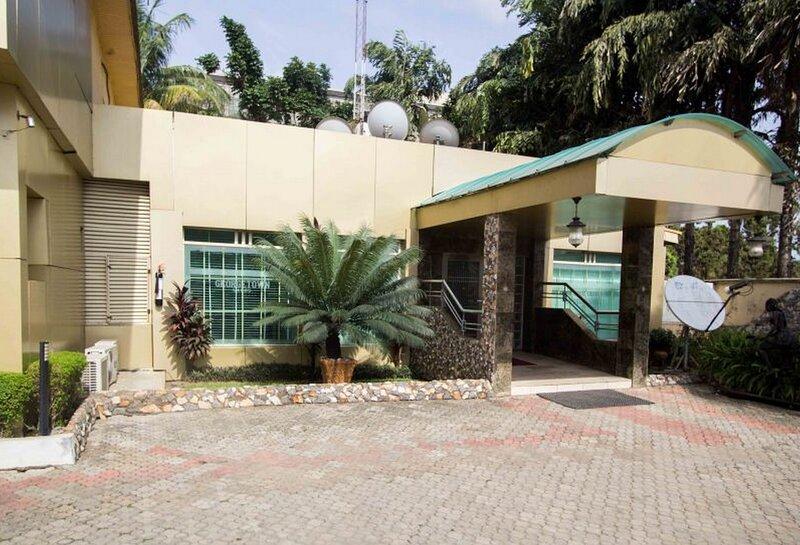 Georgetown Hotel Lagos, holiday rental in Ikeja