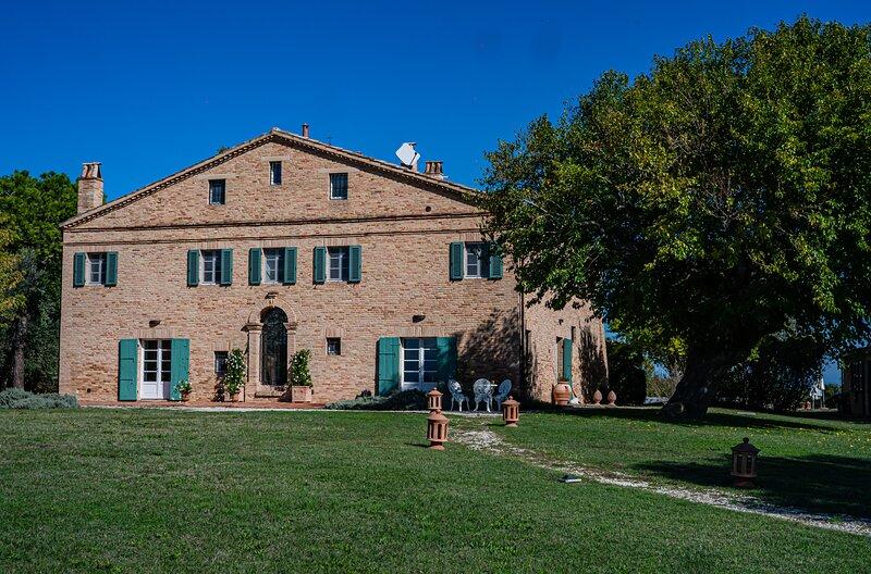La Monteduccia Charming Villa, holiday rental in Castel Colonna
