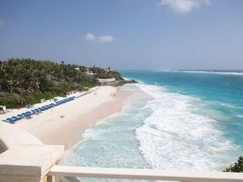 1 Bedroom Ocean View Apartment The Crane, Barbados, vacation rental in Harrow