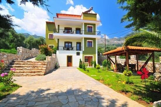 Beautiful 1-Bed Apartment in Thassos Kinira, location de vacances à Skala Panagia
