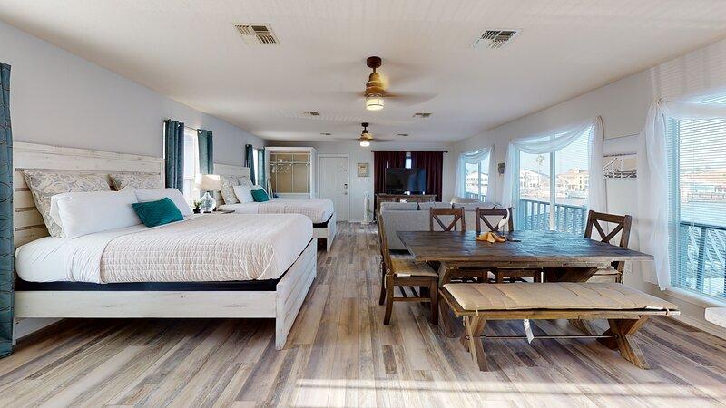 FBLOFT: Fortuna Bay Loft, alquiler de vacaciones en Corpus Christi