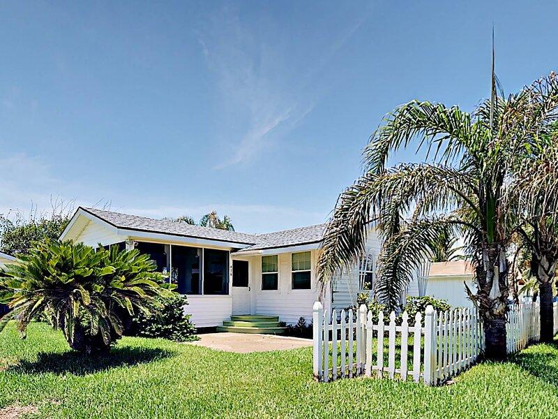 416AB: Breezy Cottage, location de vacances à Port Aransas