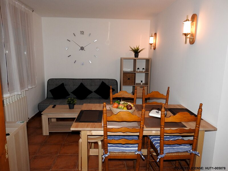 Apartment - 800 m from the slopes, location de vacances à El Tarter
