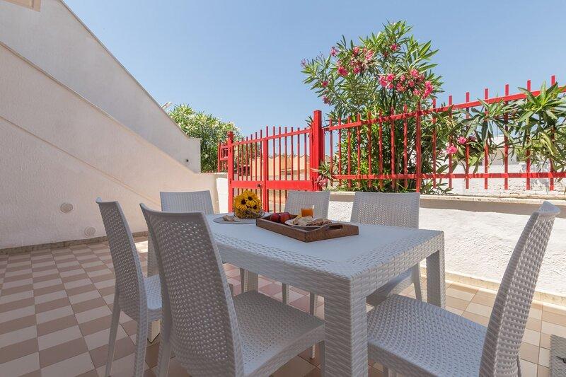 Casa Gaia PT | cortile, wifi gratis, strada chiusa, casa vacanza a Villaggio Boncore