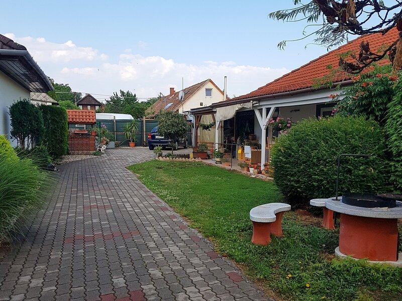 Ildiko, casa vacanza a Balatonboglar