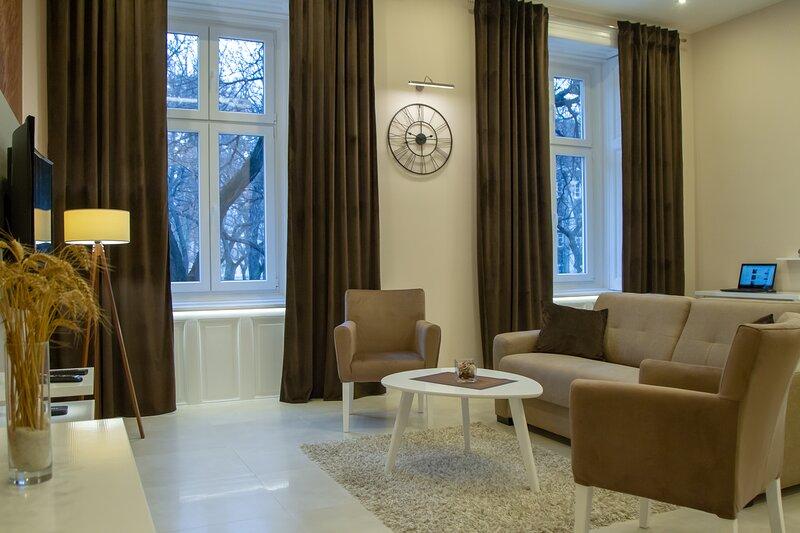 Apartman Mirakul, holiday rental in Subotica