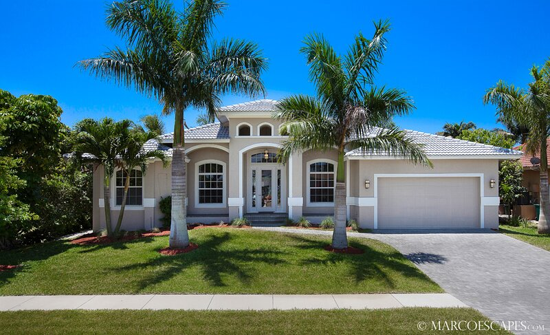 BELLE MAISON - 'Island Contemporary' Perfection, vacation rental in Marco Island