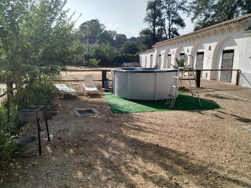 La Umbria de la ribera Casa del Patio, vacation rental in San Nicolas del Puerto
