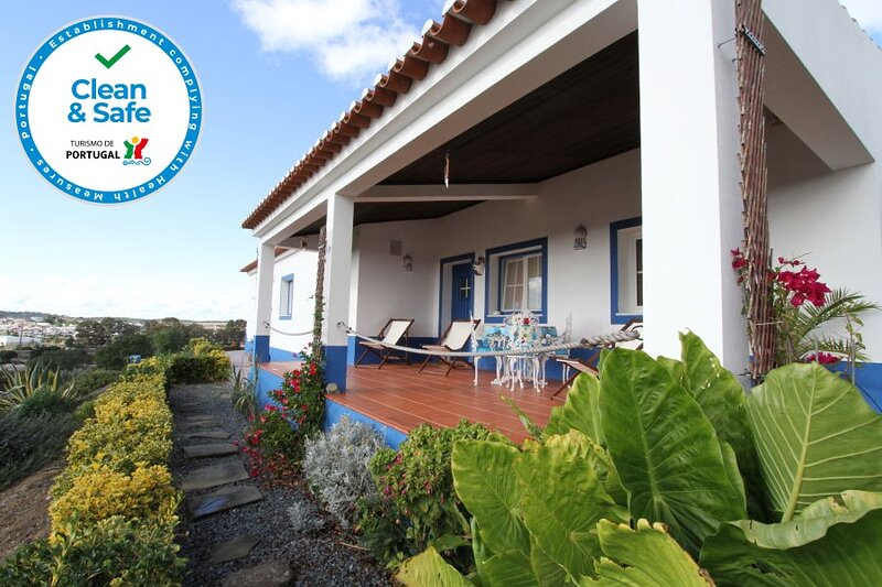 Cerca da Ponte: Rustic House w/ swimming pool, vacation rental in Beja District