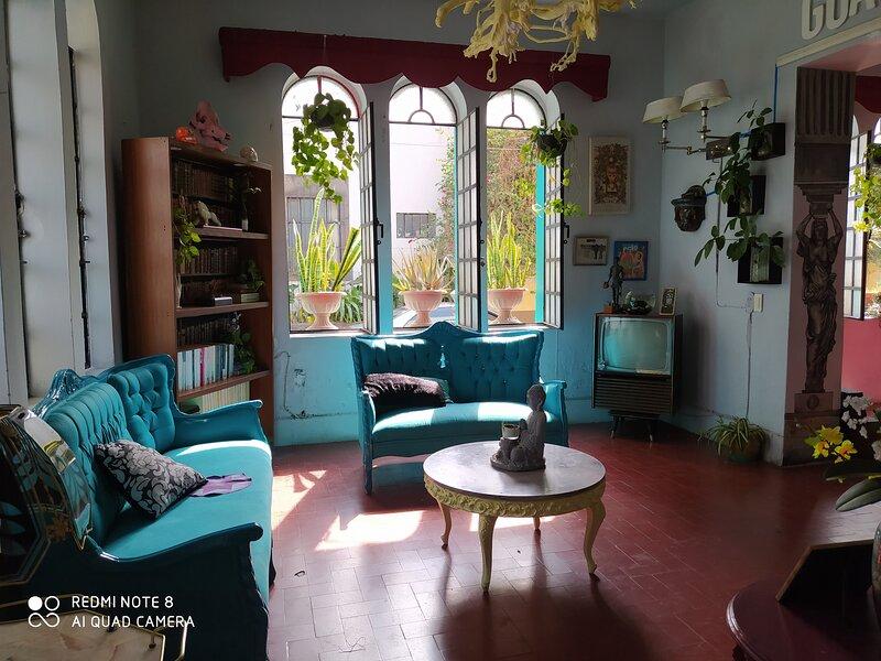 Casa Atenas Neon, location de vacances à Guadalajara