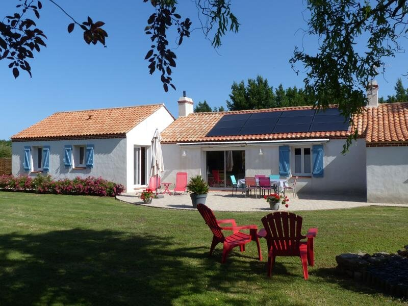Les Plantes, vacation rental in Sallertaine
