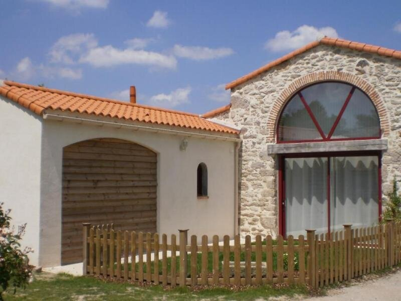 Le Nid des Hirondelles, holiday rental in Bazoges-en-Paillers
