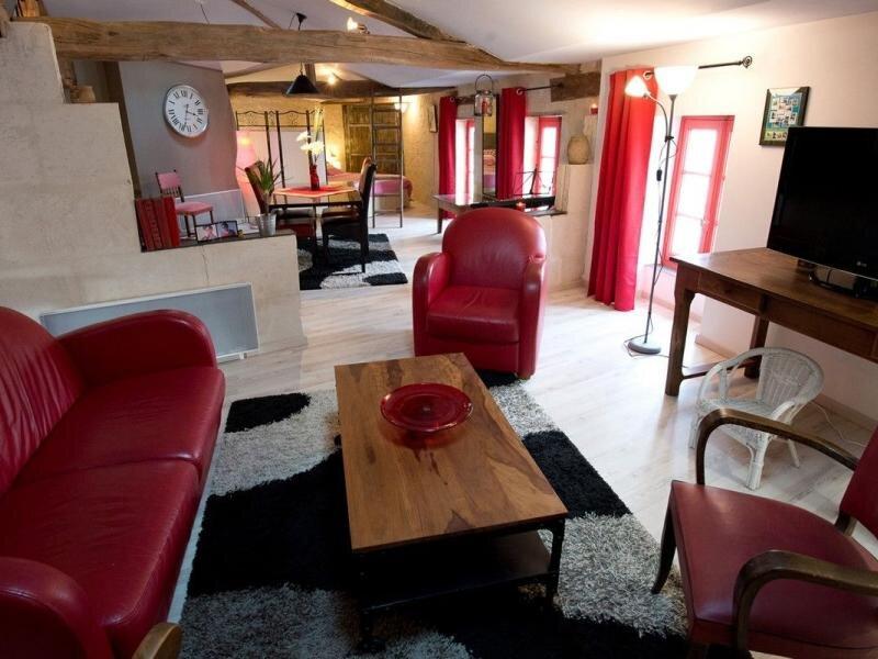 Le Temps d'une Pose, vacation rental in Fontenay-le-Comte
