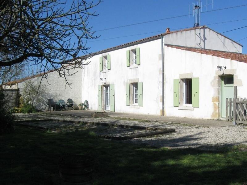 La Victorine, vacation rental in Nuaille d'Aunis