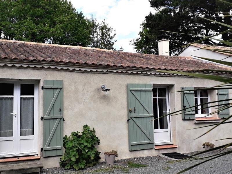 La Noue, vacation rental in Saint-Christophe-du-Ligneron