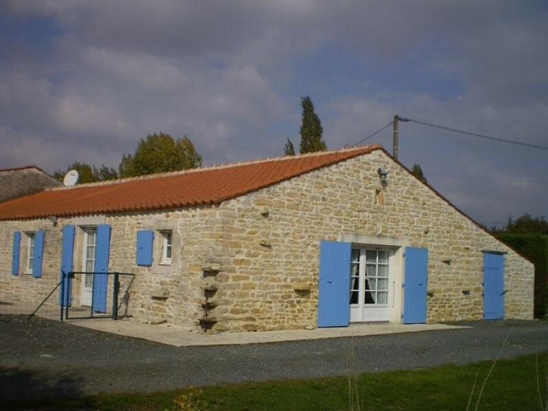 La Loge, holiday rental in Champagne-les-Marais