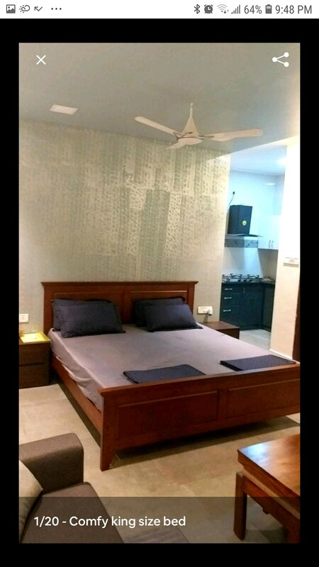 rooms in omr chennai, aluguéis de temporada em Vadanemelli