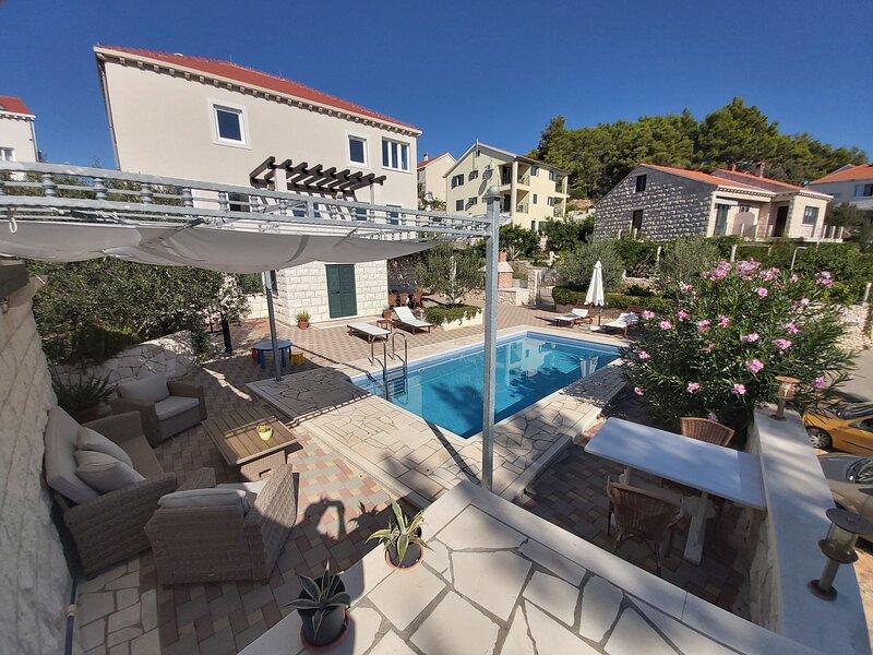Villa Sandra, location de vacances à Lumbarda