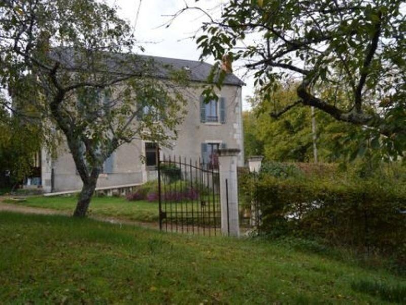 Le Pont de Bois Couvert, Ferienwohnung in Le Pechereau