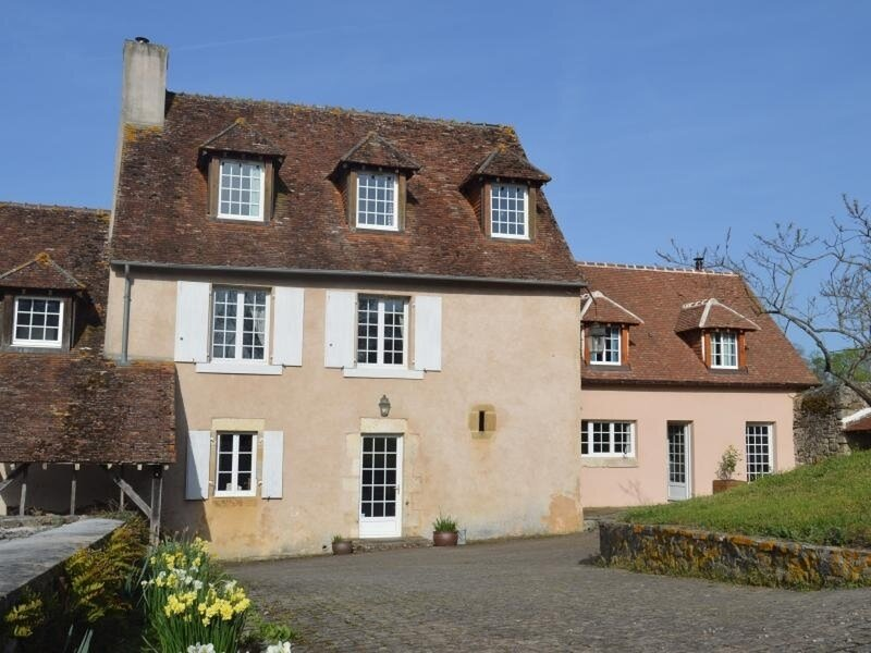 Le Domaine, Ferienwohnung in Le Pechereau