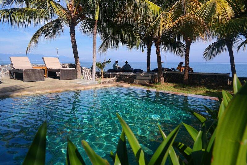 1000 Dream Bungalow and Resort - Deluxe Bungalow, alquiler vacacional en Sambangan