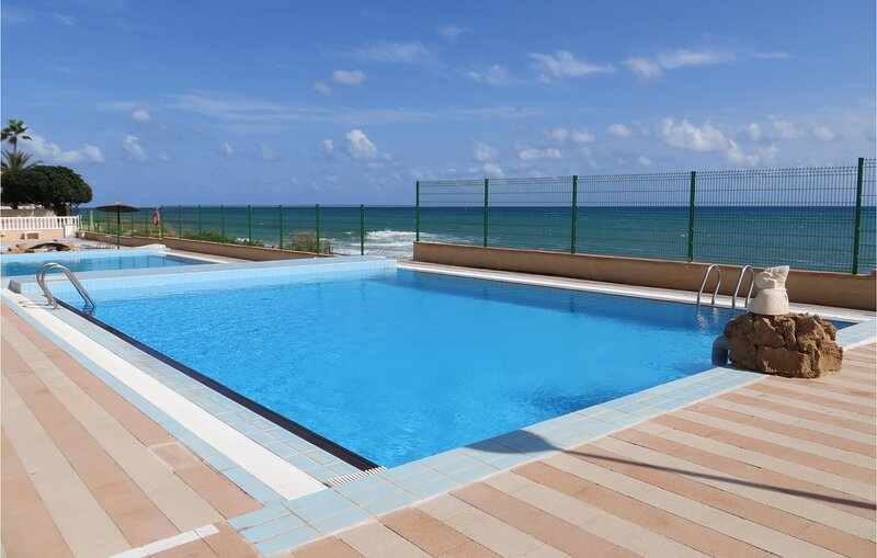 Awesome apartment in Cala del Moro - Torrev with 2 Bedrooms (EBI292), holiday rental in La Mata