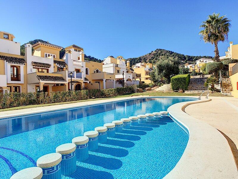 La Manga Club - Las Atalayas 3709, holiday rental in Llano del Beal