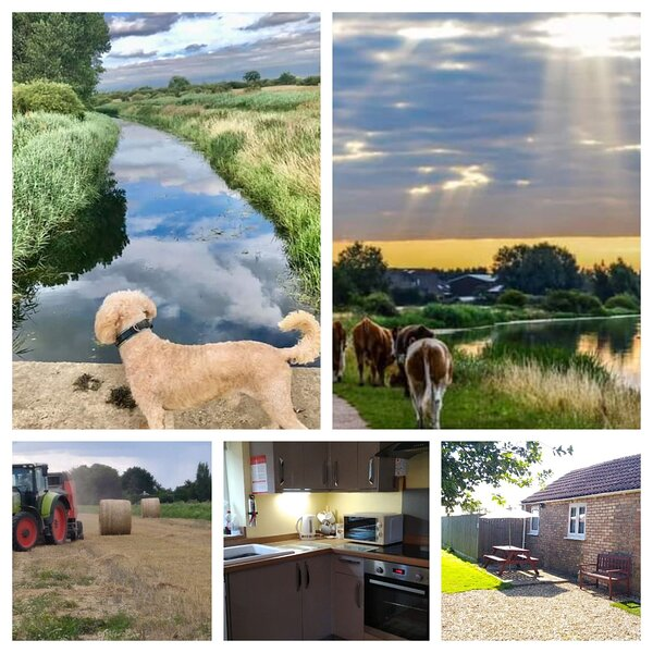 Detached Holiday Home in Norfolk, welcomes dogs and children of all ages, Ferienwohnung in Sutton Bridge