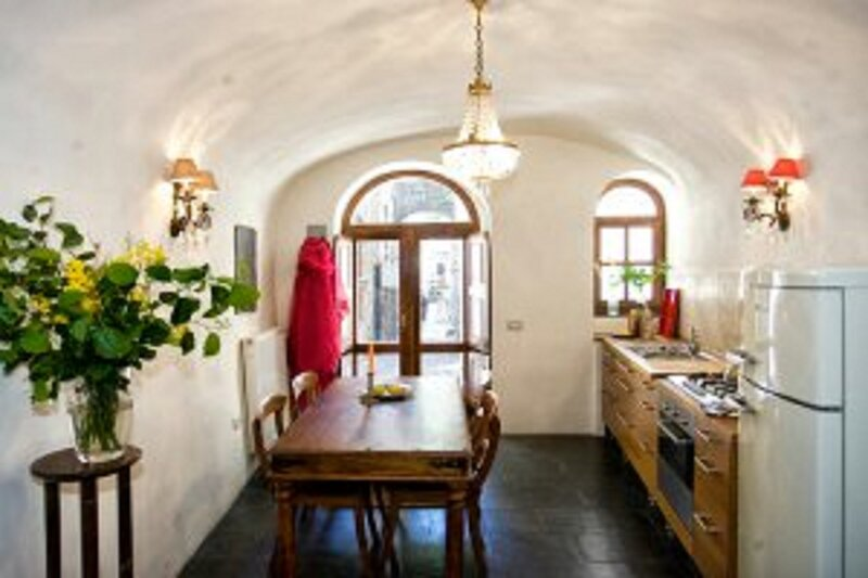 Casa Leone Badalucco - Town House 4 persons, vacation rental in Agaggio Inferiore