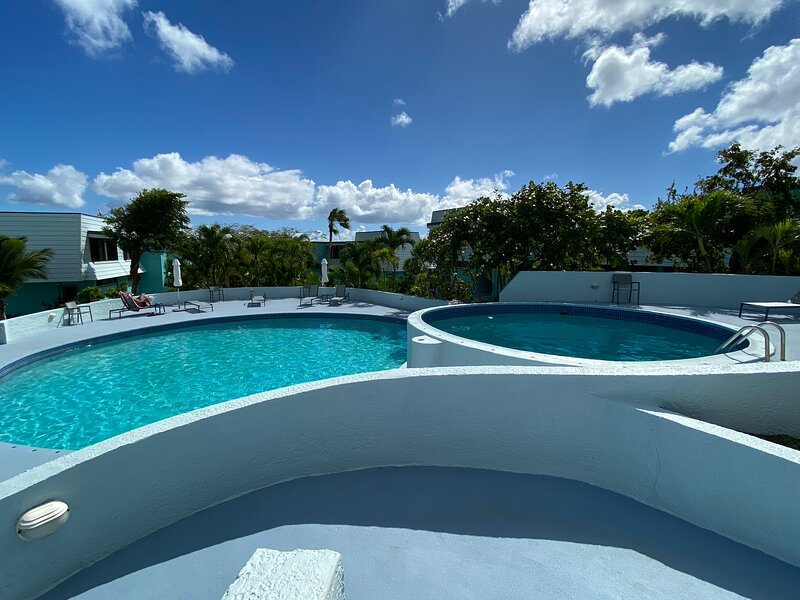 Mermaid Hideaway, holiday rental in Bolongo Bay