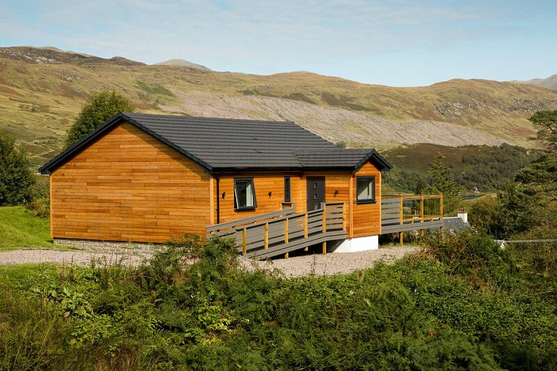 Pine Cabin, holiday rental in Tyndrum