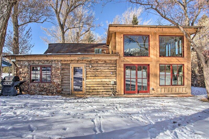 NEW! Pack Creek Ranch < 15 Miles to Downtown Moab!, location de vacances à La Sal