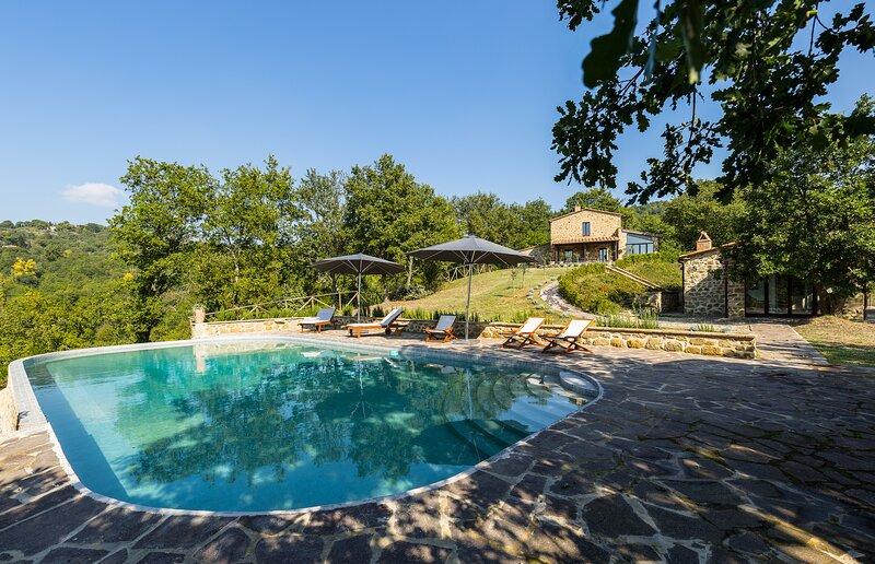 Villa di Colcellone, casa vacanza a Castel Rigone