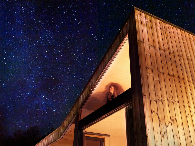 Architect-designed panorama cabin with stunning fjordview near Trolltunga, alquiler vacacional en Strandebarm