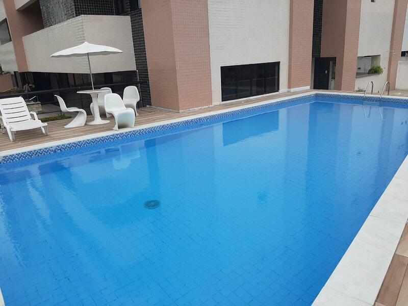 Manaíra - Apartamento Superior  ( Residencial  Valência), aluguéis de temporada em João Pessoa