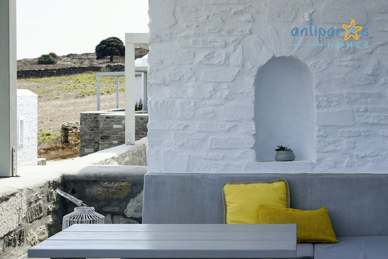 Antiparos Holiday Home for 5 persons, location de vacances à Pounta