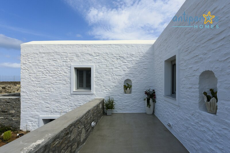 One bedroom maisonette for 3 persons - Antiparos Homes, location de vacances à Pounta