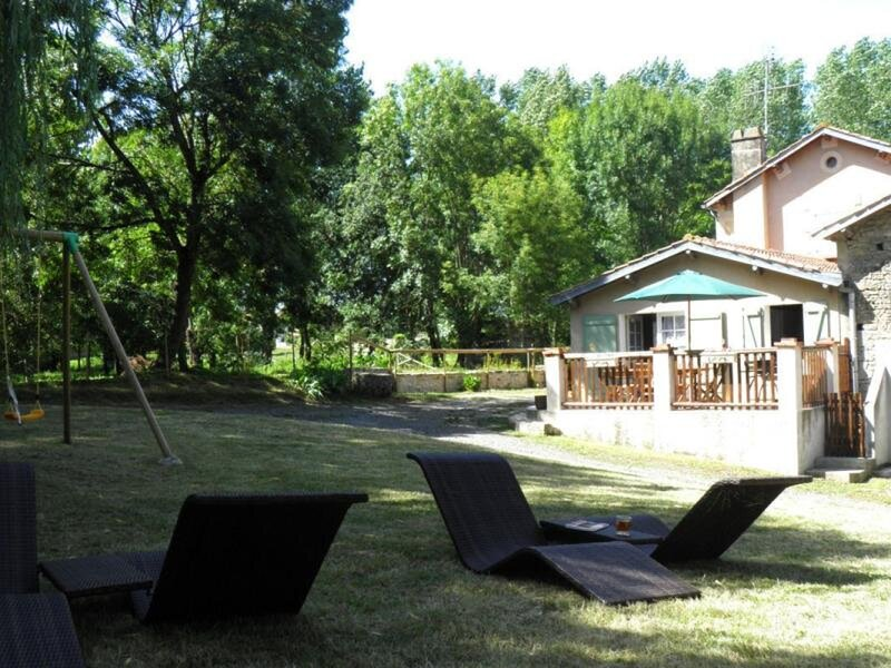 Le Moulin, holiday rental in Vouvant